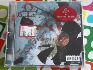 PRINCE CD CHAOS AND DISORDER MADE IN GERMANY - Italia - PRINCE CD CHAOS AND DISORDER MADE IN GERMANY - Italia