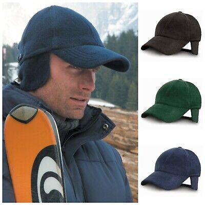 Focoso Cappello In Pile Montagna Escursioni Traspirante Con Cappello Invernale Orecchio Flap Caldo A Basso Profilo-mostra Il Titolo Originale