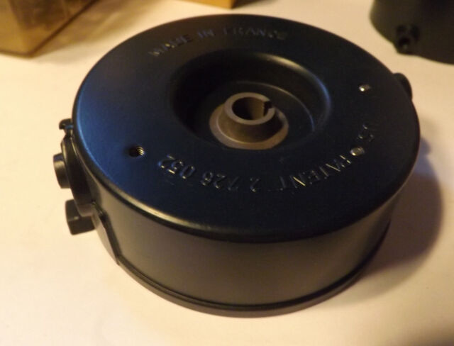 1 New Old Stock Garcia Mitchell 304 FISHING REEL Rotating Head 81126 NOS