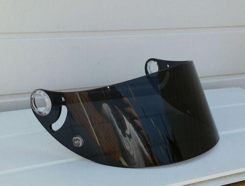 Fumo Nero Dark Smoke Visiera Shield fits Shark RSR RSR2 RSX RS2