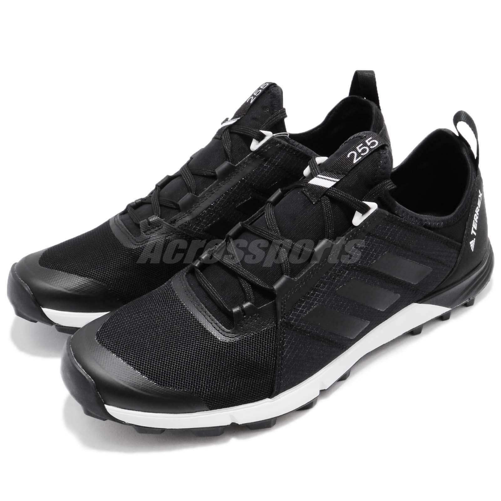 adidas Terrex Agravic Trail Speed Continental Negro Blanco Hombre Trail Agravic Running CM7577 3fad32
