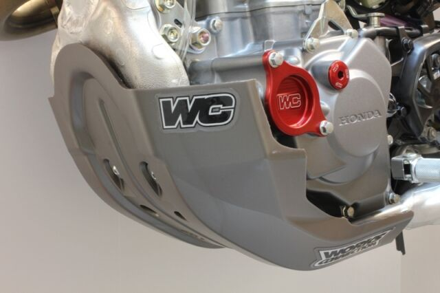 Works Connection Titan Skid Plate for Honda CRF450R 2009-2016