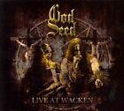 Live at Wacken 2 Disc Set God Seed 2012 CD