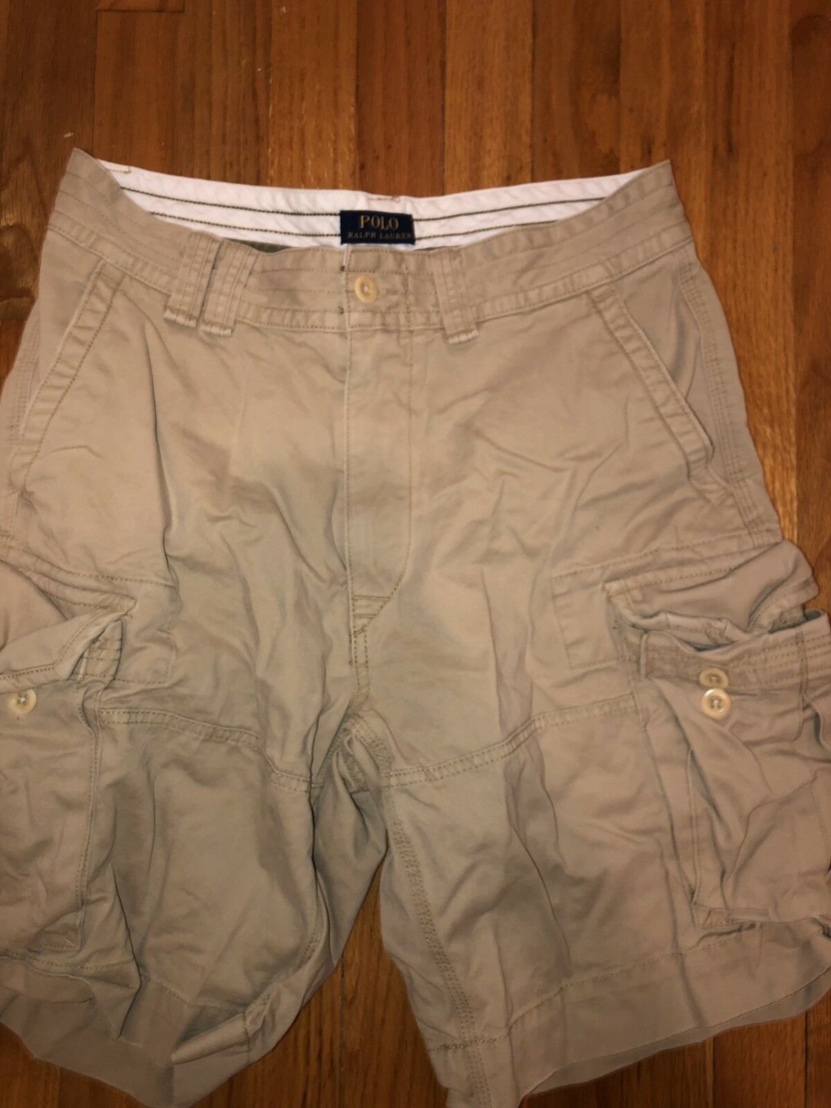 Polo ralph lauren cargo shorts 32