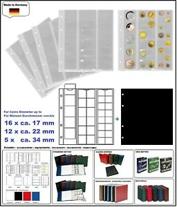 10-look-323010-Coin-Sheets-Numoh-Mix-NH33-33-Compartments-Div-17-22-34-Mm