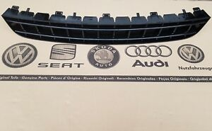 Audi-TT-1-8N-original-Gitter-Kuehlergrill-neu-S-Line-V6-phantomschwarz-8N0807683D