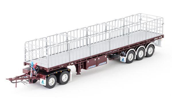 Drake échelle 1 50 MAXITRANS cargo remorque et Dolly Set Modèle   BN   ZT09149