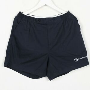 Vintage-80s-SERGIO-TACCHINI-Small-Logo-Tennis-Short-Navy-Blue-small-S