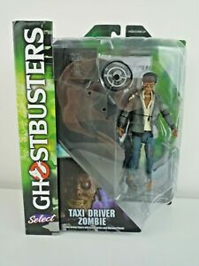 Ghostbusters Select Series 5 Taxi Driver Diamond Select