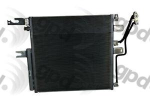 A//C Condenser Global 3354 fits 03-04 Suzuki XL-7 2.7L-V6