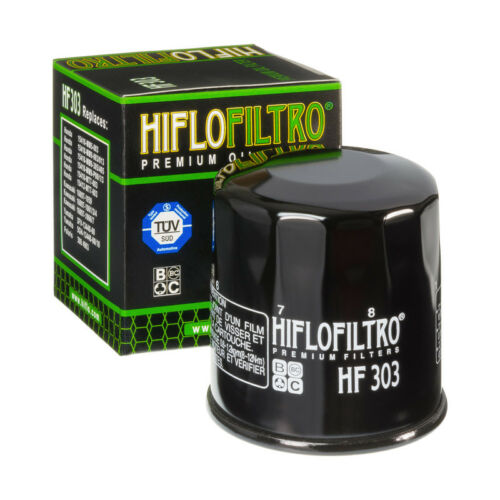 Kawasaki KLE 650 E Versys 2015-2016 HiFlo Filtro HF303 Motorcycle Oil Filter