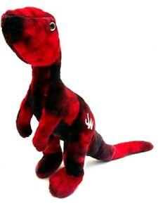 Jurassic-World-Raptor-T-Rex-Dinosaur-Red-Plush-38cm-Soft-Stuffed-Animal-Toy
