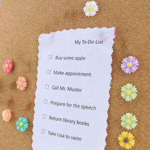 10pcs-Flower-Push-Pins-Thumbtack-Home-Office-Supplies-Message-Board-Holder