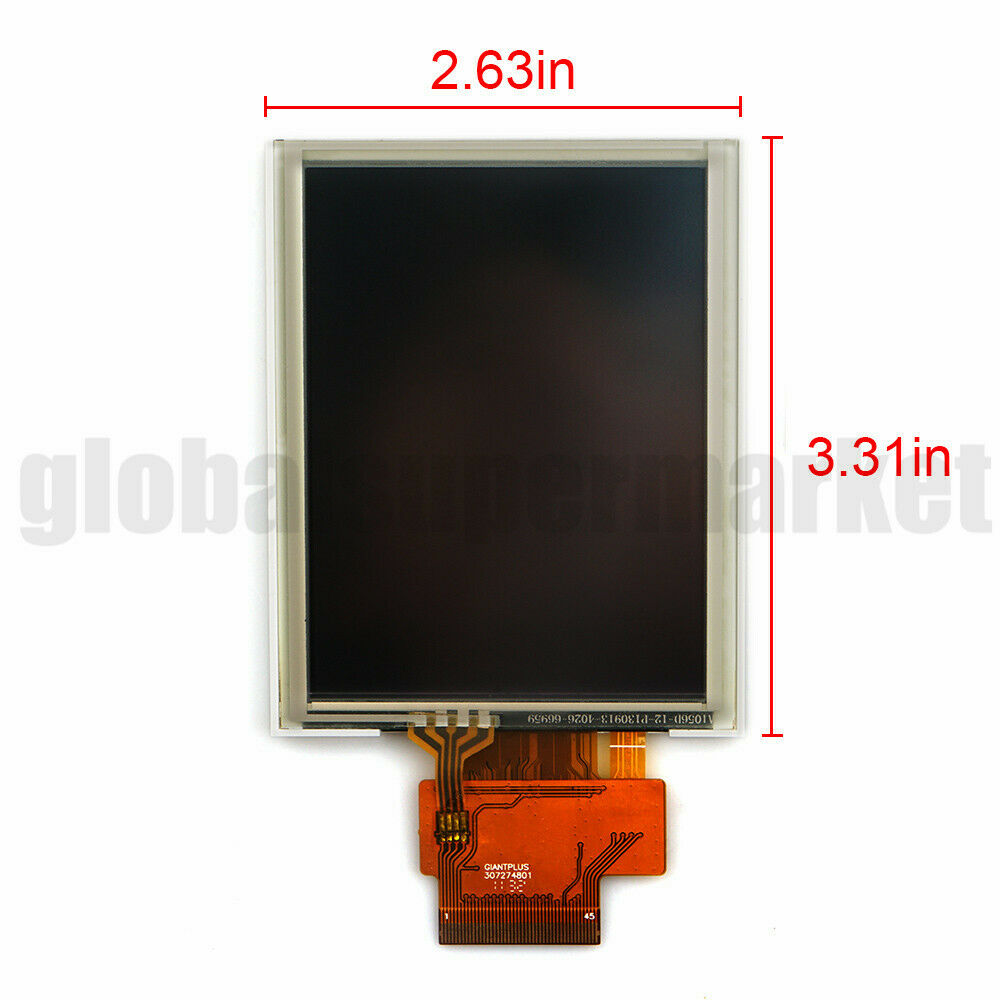 For with Intermec CK3R CK3X CK3E LCD+touch screen