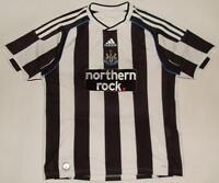 HOME SHIRT ADIDAS NEWCASTLE UNITED 2009-10 Jersey Trikot Maillot Maglia Camiseta