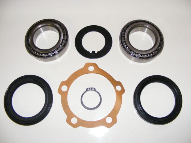 Land Rover Defender 90 to 93 Wheel Bearing Kit Front bk0101 One Axle 110