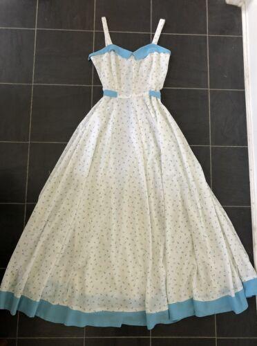 Gunne Sax style Prairie Dress