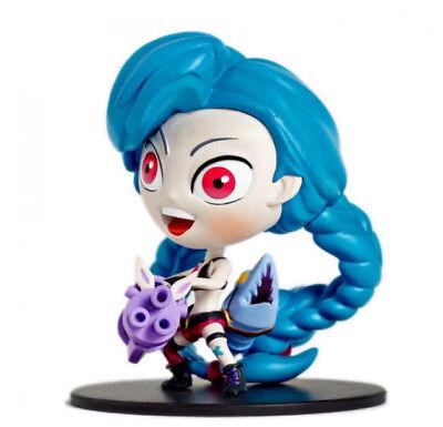 LOL Jinx Figure #003 League of Legends Q Version Collection Gift