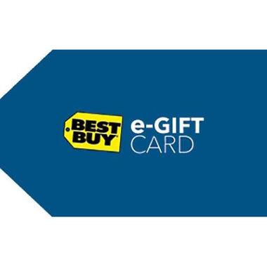 $165 Best Buy Gift Code