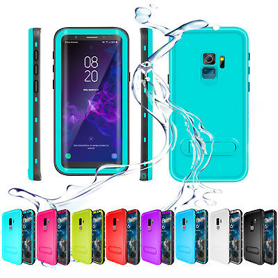 online retailer eb6a7 4e76f For Samsung Galaxy S9 Plus Waterproof Case S10+ Underwater Shockproof  Dirtproof | eBay