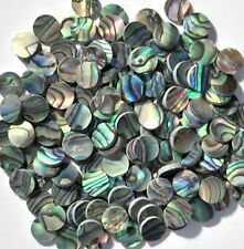 DOT1# 50 Inlay Dots in Paua Abalone 4mm for Guitar