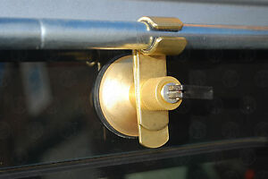 Adjustable Brass Suction Awning Canopy Clamp For Vehicles