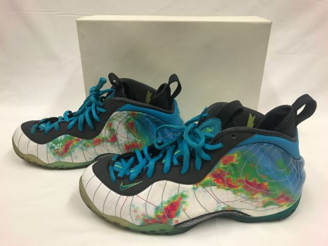new styles 64a04 6d321 Nike Air Foamposite One PRM Weatherman 575420-100 Size 11.5
