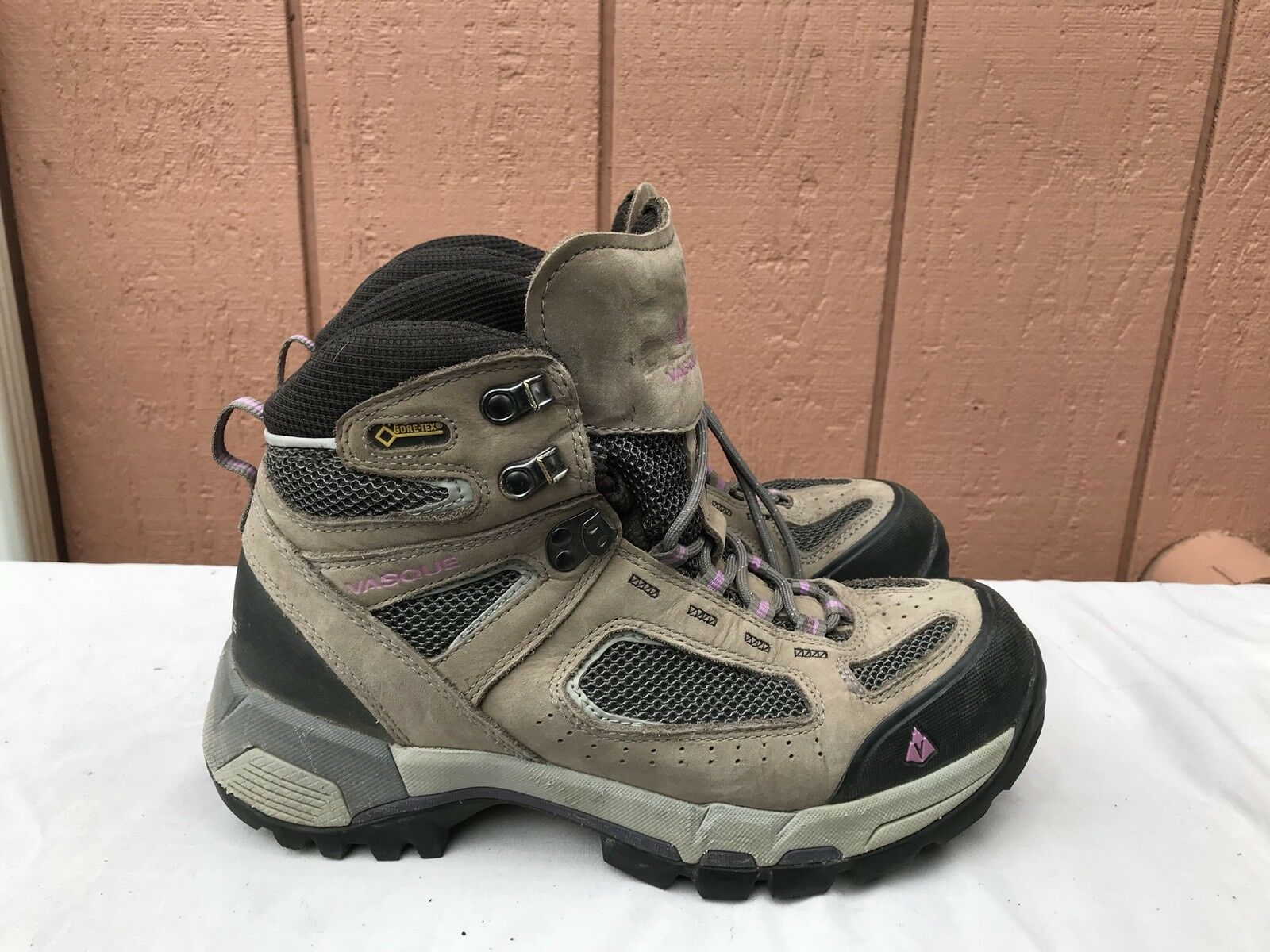 VASQUE Breeze 2.0 GTX 7479 femmes  High Top Hiking Trail Outdoor Bottes US 10 A1
