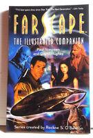2002 Farscape Tv Series: The Illustrated Companion Vol 1- 160 Pages- Unread