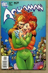 Aquaman-33-2005-nm-9-2-classic-Patrick-Gleason-cover-Black-Manta-Mera