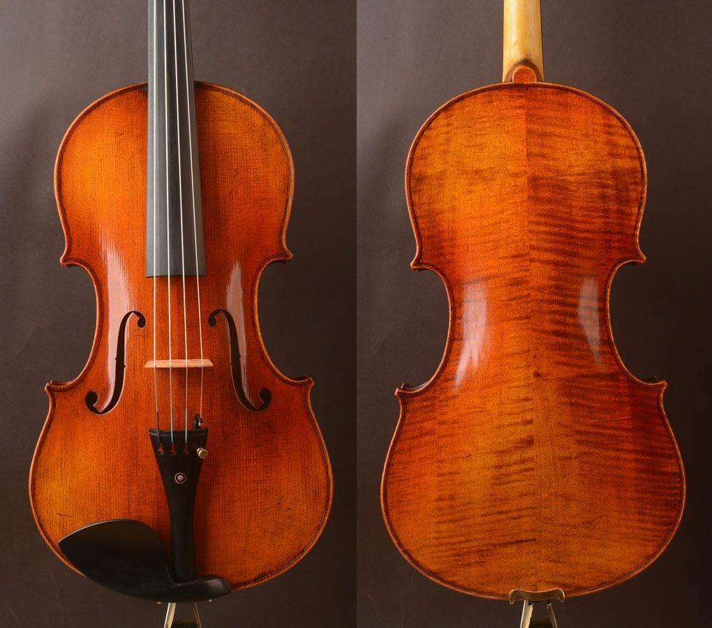 Strad copy, Advanced model ,A T19+ 17  lila, BIG lila Excellent tone