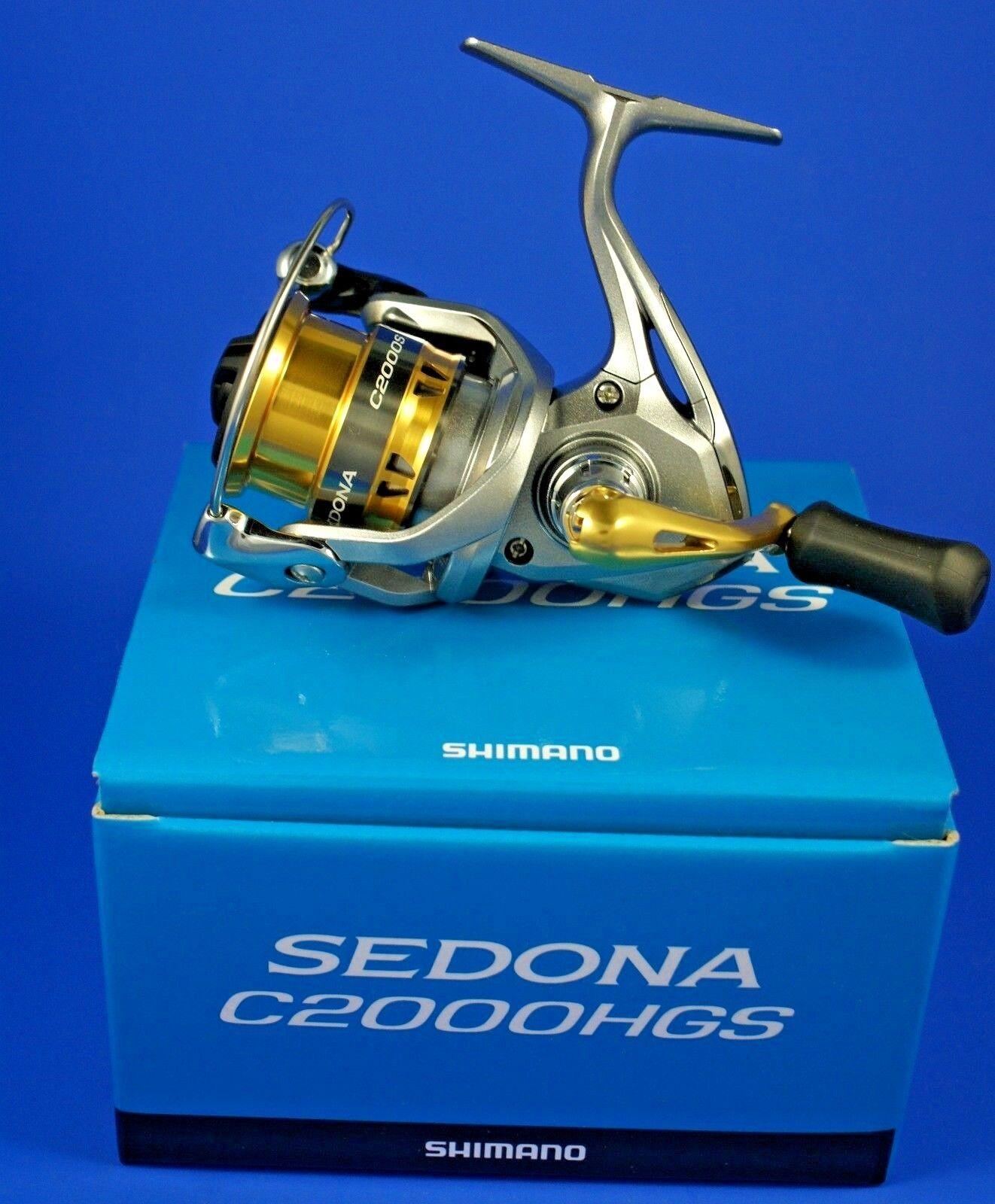 Shimano Sedona C2000HGS FI    SEC2000HGSFI     Front Drag Fishing Reel  new products novelty items