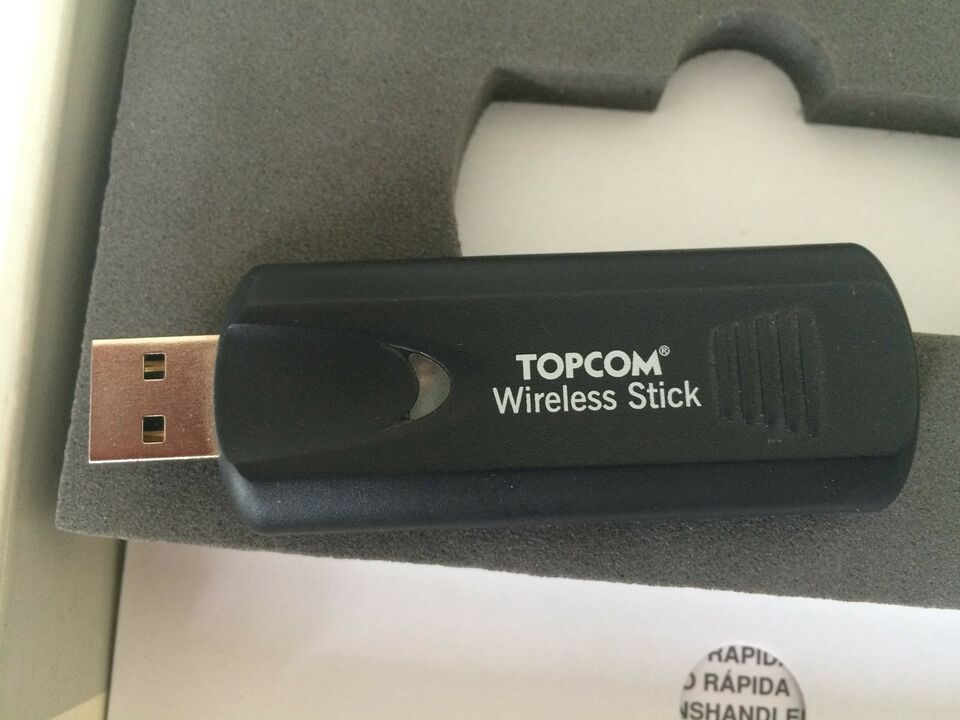 USB, Topcom, God