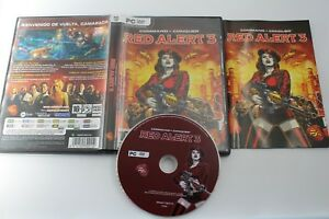 PC-RED-ALERT-3-COMMAND-amp-CONQUER-RED-ALERT-3-COMPLETO-PAL-ESPANA