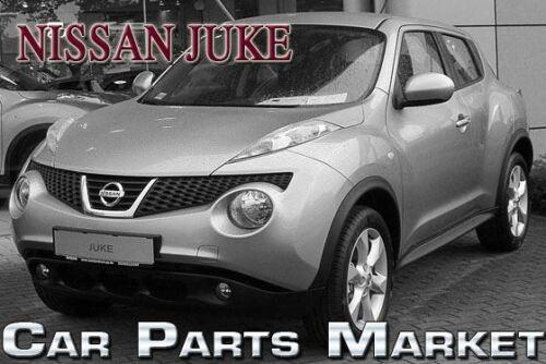 Left passenger side Flat Wing mirror glass for Nissan Juke 11-14 Heated plate