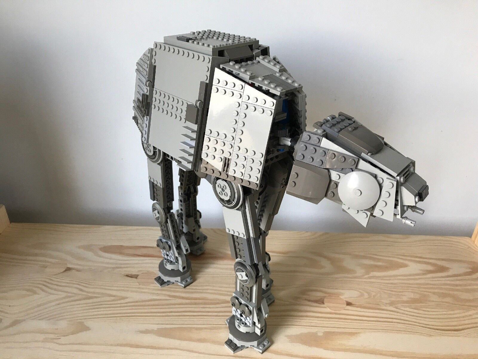 Lego Star Wars Wars Wars AT-AT ( 4483 ) Inkl Anleitung Schwarze Edition 21e57e