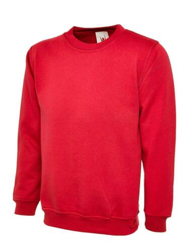 Uneek UC203 Classic Round Neck Workwear Sweatshirts