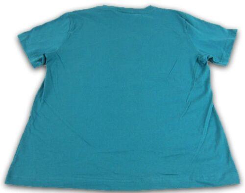 Womens NWT Browning Leopard Buckmark Classic Fit Tee T-Shirt Jade Size L XL 2XL