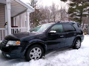BEST DEAL FOR 7 PASS... TAURUS.. LEATHER SUNROOF HEATED SEA