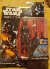 STAR WARS ROUGE ONE 3.75 IMPERIAL GROUND CREW