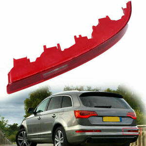 Right-Side-Car-Lower-Reflector-Rear-Tail-Bumper-Light-Lamp-Red-For-Audi-Q7-06-15