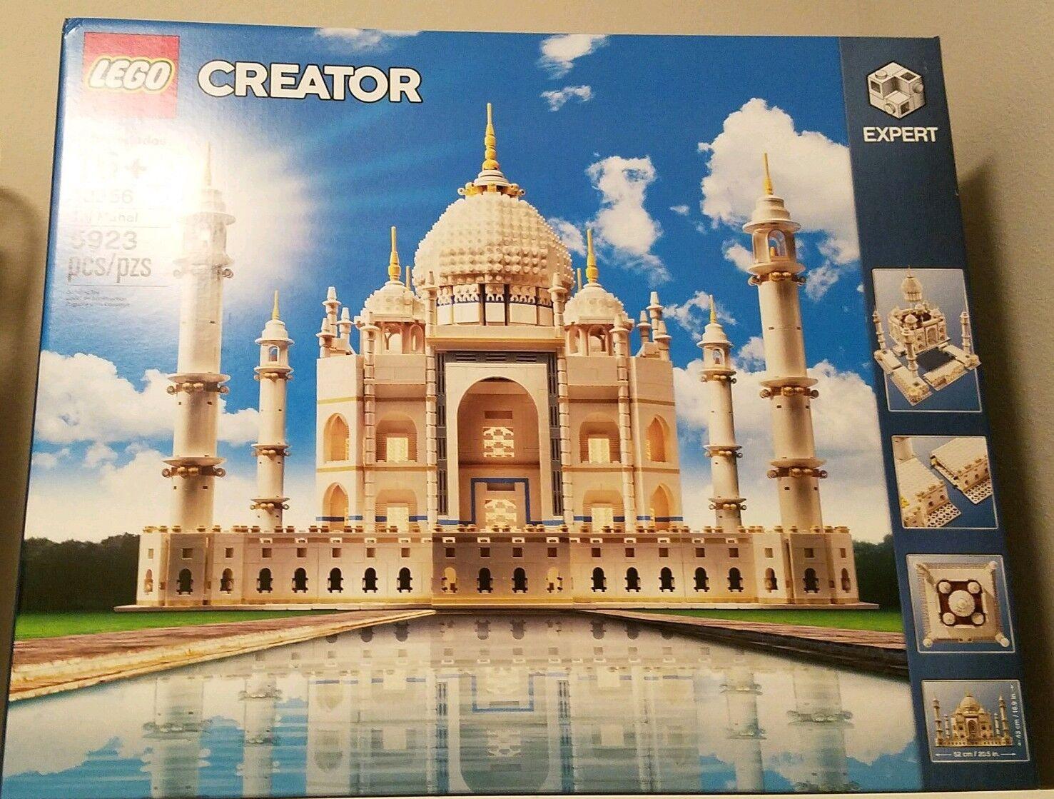 LEGO Creator Taj Mahal 10256 (Brand New & Sealed) in in in hand 69265d