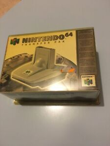 Nintendo-64-N64-Neuf-Blister-Rigide-Transfert-Pack-New-Factory-Sealed-Pal-F