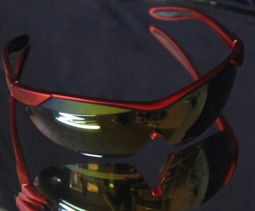 Sonnenbrille Spiegelbrille Brille verschiedene Modelle Cyber Look rote Farben