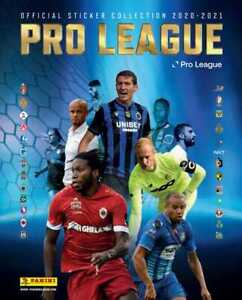 """Football - Soccer : Images PANINI Stickers """"PRO LEAGUE 2020-2021"""" (1 -> 252)"""