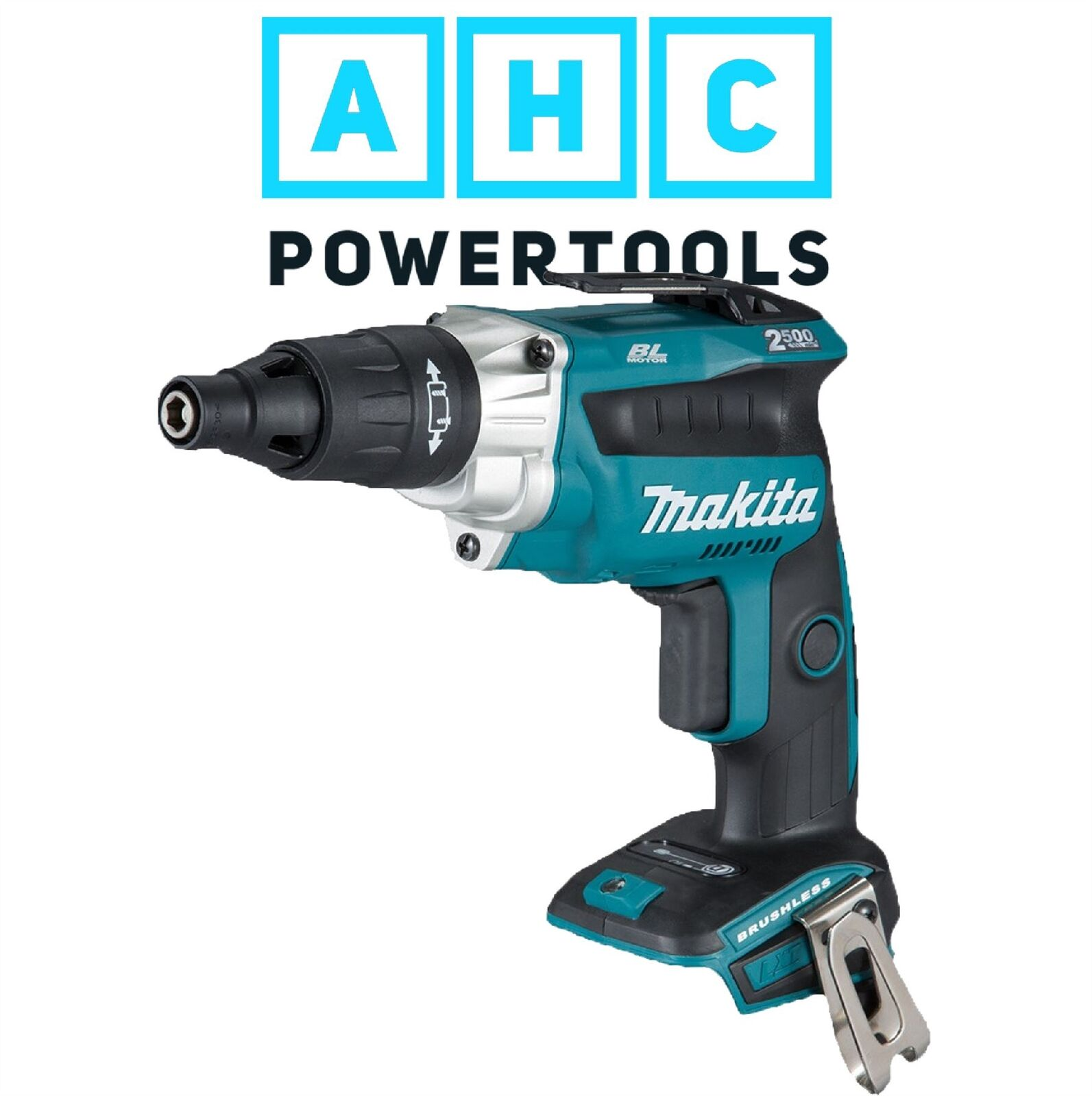 Makita DFS251Z 18v Li-ion LXT Brushless TEK Screwdriver - Body Only