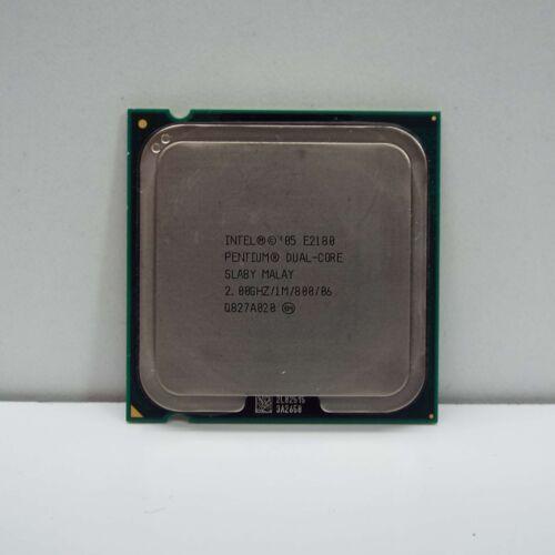 INTEL CORE DUAL E2180 2.00G 1M 800 CPU A100