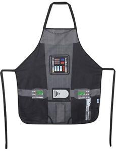 Style De Mode Official Disney Star Wars Darth Vader Kitchen Chef Apron New In Gift Tube MatéRiaux De Qualité SupéRieure
