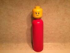 Red LEGO Water Bottle
