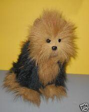 "14"" Ty Original 1990 Yorkie Yorkshire Terrier Puppy Dog Classic Stuffed Plush"